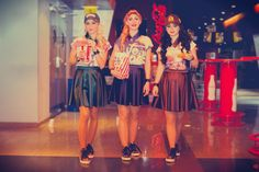 Fashion Brand, Cheer Skirts, Campaign, Branding, Retro, Clothes, Outfits, Fashion Branding, Brand Management