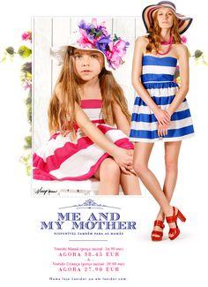 Me and My Mother. Numa loja Lanidor ou em www.lanidor.com. // In stores or at www.lanidor.com.