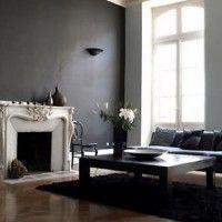Galleria foto - Dipingere il soggiorno di grigio Foto 6