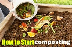 Getting Started: Intro to Composting