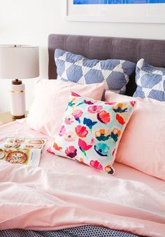how to make millennial pink sheets