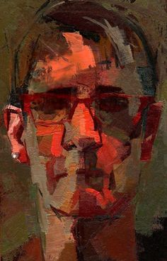 Catherine Kehoe/ Self-Portrait