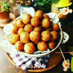 This is really recommended! Crisp and rich mochigari salt yam balls ♪ Turkey Recipes, Beef Recipes, Snack Recipes, Dessert Recipes, Pizza Recipes, Lasagna Recipes, Carrot Recipes, Cauliflower Recipes, Shrimp Recipes