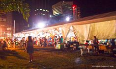 Mercato Centrale at BGC: Almost the Ultimate Night Food Market Filling Food, Night Food, Pinoy, Manila, Countries, Ph, Tent, Scenery, Marketing