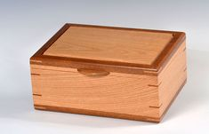 Items similar to Handcrafted Oak Jewelry Box on Etsy - Handcrafted Oak Jew . - Items similar to Handcrafted Oak Jewelry Box on Etsy – Handcrafted Oak Jewelry Box by WIBN on Ets - Woodworking Box, Cool Woodworking Projects, Wooden Jewelry Boxes, Jewellery Boxes, Wooden Box With Lid, Jewerly Box Diy, Box Maker, Toy Storage Boxes, Small Wood Projects