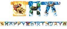 Skylanders Party Supplies - Skylanders Birthday - Party City