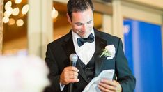 10 Common Wedding Speech Gaffes & How to Avoid Them Wedding Speech Quotes, Bride Wedding Speech, Wedding Roles, Best Man Wedding Speeches, Kilt Wedding, Best Man Speech Examples, Bride Speech Examples, Bride Sister, Father Of The Bride