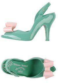 Vivienne Westwood ANGLOMANIA + MELISSA Sandals on shopstyle.com