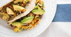These low carb Breakfast Tacos stuffed with seasoned eggs and avocado make everything better and it is all made in the microwave in under five minutes.I never need a special occasion to make tacos...