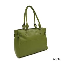 Piel Ladies Side Strap Business Tote