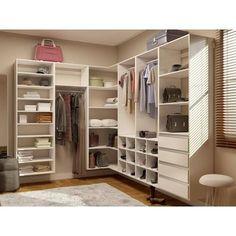 New cupboard organization clothes walk in ideas Wardrobe Room, Built In Wardrobe, Closet Bedroom, Home Decor Bedroom, Home Decor Furniture, Basement Closet, Organizar Closet, Kitchen Sink Diy, Bedroom Built Ins