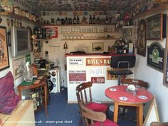 Pub/Entertainment from Garden owned by Dave lee |  #shedoftheyear