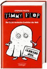 Timmy Flop. Der allerbeste verdeckte Ermittler der Welt - Stephan Pastis (ab 7 Jahren)