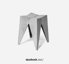 Hocker aus Beton: https://sturbock.me/set/prodbeton/#51479