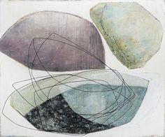 UNFOLD – 40x48 – acrylique sur toile-a ta rencontre par Karine Leger