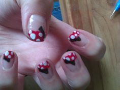 Minnie mouse (self made)