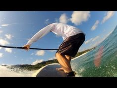 Stand Up Paddle time lapse GoPro Hero2