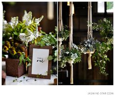 Table names in frames