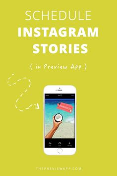 This is how to SCHEDULE your INSTA STORIES using Preview App. Plan Insta Stories (photos & videos) in advance. And post them when it is time. Plan your Stories days, weeks and months in advance.