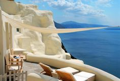 #Honeymooning in #Santorini, #Greece