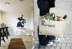 Sis Deli + Cafe Boutiques in Finland