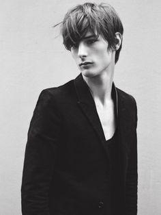 【法國】外國男MODEL★Nicolas Chabot★_handsome_boy吧_百度貼吧