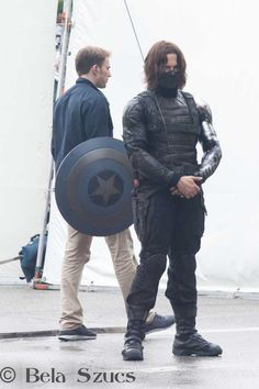 Cap's Winter Soldier Costume: Concept Art - Captain America - Comic Vine