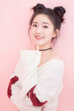 Cat and dog Pretty Korean Girls, Cute Korean Girl, Cute Asian Girls, Cute Girls, Cute Girl Face, Cute Girl Photo, Ulzzang Korean Girl, Beautiful Chinese Girl, Prettiest Actresses