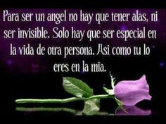 Angel,especial...