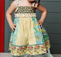 found on Kidizen: Matilda Jane dress