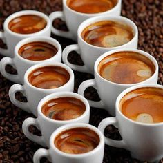 Let's have a coffee get-together... I have coffee ready for all my coffee-drinkin' friends.