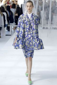 Delpozo New York Spring/Summer 2017 Ready-To-Wear Collection | British Vogue