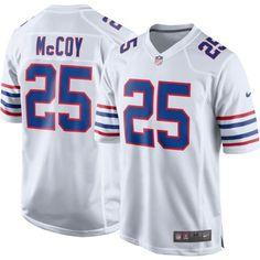 Nike Men's Alternate Game Jersey Buffalo LeSean McCoy #25, Size: Small, Team