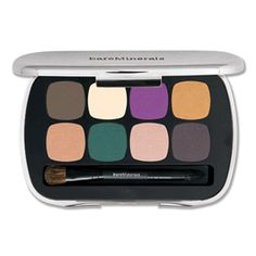 Bare Minerals Ready Eyeshadow Palette The Star Treatment 3 My Beauty, Beauty Makeup, Eye Makeup, Blush Makeup, Beauty Stuff, Bare Minerals Makeup, Makeup For Brown Eyes, Colorful Eyeshadow, Bareminerals