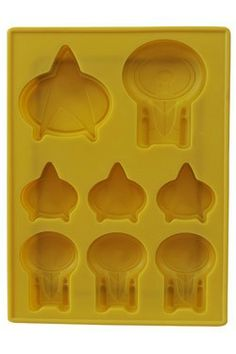 Star Trek Silicone Tray - Only £14!!