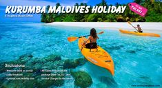 Plan a tour to Maldives and its different vacation spots with Maldives holiday packages. Investigate energizing Maldives Tourism with shoddy excursion packages. Maldives Tourism, Maldives Holidays, Holiday Packages, Welcome Drink, Rest And Relaxation, Island Resort, Vacation Spots, Surfboard, Packaging