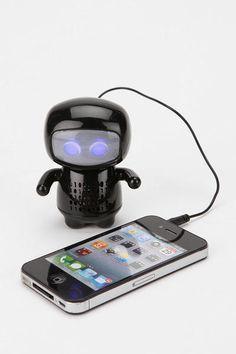 Musibytes Rechargeable Robot Speaker #TimeTraveler #speaker #iphone #gadgets