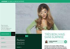 Ce que «La Presse» en pense - La Presse+ Neo Soul, Sam Smith, Ariana Grande, Thinking About You, Singer, Music
