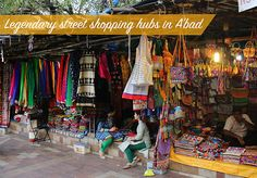 Legendary street shopping hubs in Ahmedabad.. #Shopping #Clothes #Dresses #Jewellery #Perfumes #Footwears #Sandals #Sneakers #Bags #Traditional #CityshorAhmedabad