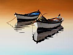 ilkin deniz painting