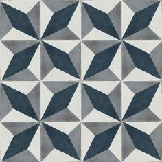 four eye catching on trend patterned floor tiles photograph courtesy of sacks amethyst artisan tile tile patterns bathroom showers Floor Patterns, Tile Patterns, Tiles Uk, Cement Tiles, Porch Tile, Patterned Carpet, Carpet Tiles, Tile Design, Wall Murals