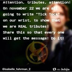 We should do this for the showing of Mockingjay pt1<<< YESSS DO THIS FOR MOCKINGJAY PT 1 PEOPLES
