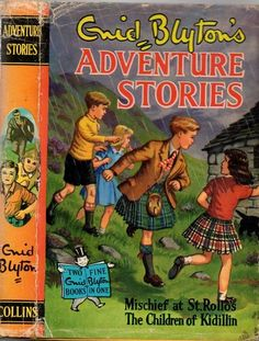 Adventure Stories - its what we try to create! Children's Book Illustration, Book Illustrations, Enid Blyton Books, Adventure Stories, Cartoon Books, Who Book, Kids Story Books, Vintage Children's Books, Childrens Books