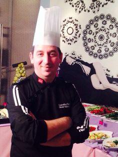 Chef Gürcan Aslantepe
