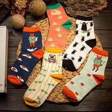 Ladura - Cartoon Pattern Socks