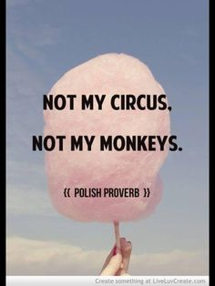 Say no to crazy