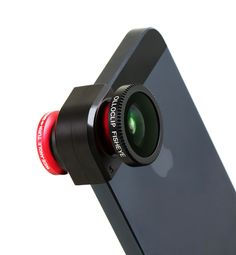 Camera Lens for iPhone, Olloclip - Best gear and gadgets for men. The place to find cool stuff for guys.