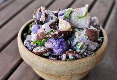 Kalamata Olive and Parsley Potato Salad by jaya.marcotte
