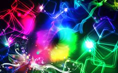 Beautiful Colorful Abstract