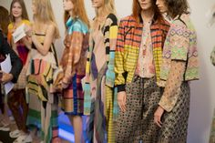 Dries Van Noten Spring 2015 Ready–to–Wear. #SS15 #PFW